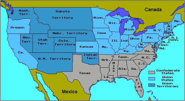 Nordstaaten Gegen Südstaaten